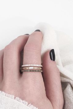 Diamond Stackers / Vrai & Oro