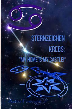 Sein Bedürfnis nach einem eigenen Zuhause und nach Familie stehen im Vordergrund. Die Welt ist für den fürsorglichen Krebs erst vollkommen, wenn er sich um etwas kümmern kann und gebraucht wird. #Astrologie, #Astrologische Beratung #Sternzeichen, #Sternzeichen Krebs, #Krebs, #Horoskop,#Planeten, #Mond Castle, Stark, Movie Posters, Zodiac Cancer, Zodiac Signs, Psychology, Planets, The Moon, Film Poster