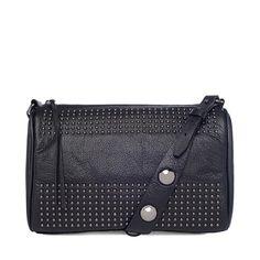 $140 SHIPPED - NWT LEATHER Kelsi Dagger  Tyler Long Shoulder Bag - retail price $228