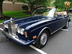 For Sale: 1987 Rolls-Royce Corniche II in West Deptford, New Jersey New Jersey, Rolls Royce Corniche, Rolls Royce Silver Shadow, Rolls Royce Motor Cars, Volvo 240, Bentley Car, Cabriolet, Exotic Cars, Cars And Motorcycles