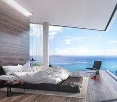 Beautiful Master Bedrooms with Modern Interior Decor - Everyone loves a nice cozy bedroom and who can blame them for it. We spent of our lifetime in bed and it will be nice if it had good modern decor. Dream Rooms, Dream Bedroom, Home Decor Bedroom, Bedroom Ideas, Bedroom Furniture, Royal Bedroom, Grey Furniture, Design Bedroom, Bed Design