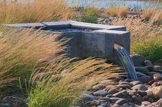 Nina Mason Pulliam Rio Salado Audubon Center and Trailhead Arizona, Landscape Architecture, Outdoor Decor, Mountain, Floor, Group, Amp, Pavement, Boden