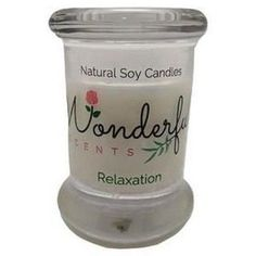 2.75 oz Soy Candle Hand Poured Cotton Wick Status Jar #candles #candle #soycandles #scentedcandles #melts #essentialoils #essentialoil #scents #fragrance #aromas #diffuser #natural #organic #aromatherapy #selfcare #selflove #healthy #gifts #giftsforher #relax #Wellbeing #wellness #HealthTips Soy Wax Candles, Soy Candle, Jar Candles, Scented Candles, Essential Oils For Add, Essential Oil Candles, Paraffin Wax, Glass Containers, Candle Making