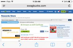 Join swagbucks and get paid to watch videos, play games and answer surveys. Use my referral code: swagbucks.com/refer/Mizswaglee26