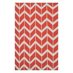 I pinned this Ballantine Rug in Poppy Red from the Woven Wonders event at Joss and Main!