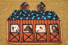 Horse Barn Cookies