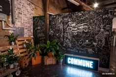 Commune - co-working design studio in Sydney  http://www.creativespaces.net.au/case-studies/commune