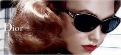 Visita nuestra #óptica y déjate seducir por los diseños de las #gafas #ChristianDior  