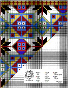 Perlesøm på stramei, bunad. – Vevstua Bull-Sveen Cross Stitch Borders, Cross Stitch Rose, Cross Stitch Patterns, Palestinian Embroidery, Bead Crochet Rope, Arts And Crafts, Art Crafts, Seed Beads, Textiles