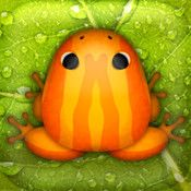 Pocket Frogs! This app is fun, relaxing and totally addictive. :) Discover, collect, trade, and breed over 15,000 unique frogs!