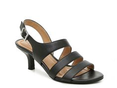 Abella-Francine Sandal Spruce up your look with the Francine sandal from Abella. This pair features a strappy design and are finished with an extra plush footbed for daylong comfort and support. Cute Shoes Heels, Me Too Shoes, Women's Shoes, Blue High Heels, Black Shoes, Blue Sandals, Wedge Sandals, Wedge Bootie, Comfortable Dress Sandals