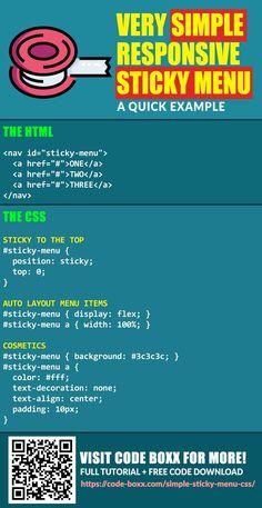 Learn Computer Coding, Computer Basics, Computer Programming, Agile Software Development, Web Development, Linux, Website Menu Design, Css Examples, Computer Shortcut Keys