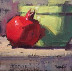 Daily Paintworks - Cathleen Rehfeld