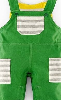 Mini Boden Hotchpotch Jersey Dungarees, Tennis Green/Grey A bright new colourful style of dungarees with stripy panels and pockets, and poppers in the maintenance area for easy changing. Pure cotton jersey. http://www.comparestoreprices.co.uk/baby-clothing/mini-boden-hotchpotch-jersey-dungarees-tennis-green-grey.asp