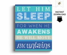 Boys Wall Art by PaperBeeDesigns, $8.00