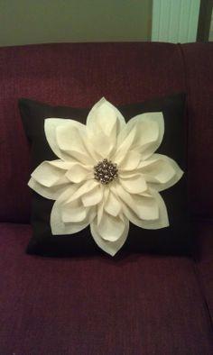 DIY Jingle Bell Pillow