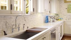 yukon blanco countertops | Hello Kitchen Renovation! | Girl Cooks World