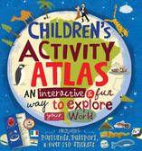 Children's Activity Atlas - Hardback - 9781781716793 - Jenny Slater