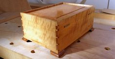David Savage, Fine Furniture Maker...student class project