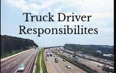 Truck Driving Jobs, Truck Repair, Time Management Skills, Weather Report, Gps Tracking, Communication Skills, Good Times, No Response, Trucks