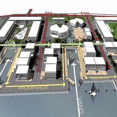 Port of Haderslev C.F. Møller. Photo: C.F. Møller