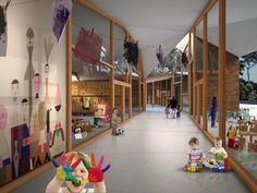kindergarten, rome