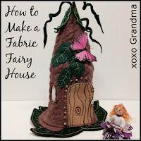 Make a Simple Fairy Hammock