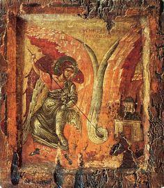 The miracle of St. Michael at Chonae