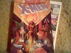UNCANNY X-MEN  DEATH OF PHOENIX STORY(129,130,131,132,133,134,135,136,137) Byrne