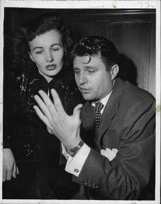 jim davis actor | 1946 Jim and Audrey Totter Jim and Pat Kirkwood