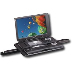 Digital Innovations - Universal Car Mount for Portable DVD Players - Angle