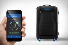 BLUESMART SMART CARRY-ON - http://www.gadgets-magazine.com/bluesmart-smart-carry/