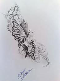 tattoo voet vlinder - Google zoeken