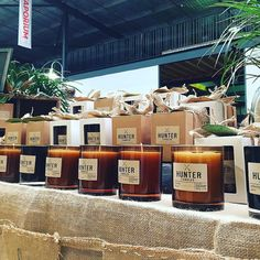 The lovely range on display at the pop-up market on today! Pop Up Market, On Today, Range, Display, Coffee, Drinks, Floor Space, Kaffee, Drinking