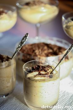 Mokkafromasj Panna Cotta, Cakes, Ethnic Recipes, Desserts, Food, Tailgate Desserts, Dulce De Leche, Meal, Cake