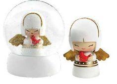 Momiji - Special - MJDFLSNOW01 - Snow | Valentijn | kaartfanaat #momiji #momijidoll
