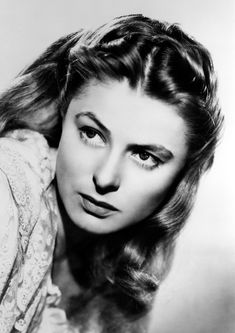 Available now at: www.etsy.com/shop/vintageimagerystore Ingrid Bergman, Vintage Hollywood, Hollywood Glamour, Classic Hollywood, Anne Shirley, Divas, Tv Movie, Swedish Actresses, Isabella Rossellini