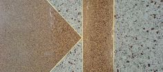chipperfield terrazzo - Google-søgning  You can incorporate other materials with terrazzo like brass or aluminum graphics. Learn more at www.doyledickersonterrazzo.com  #terrazzo #flooring