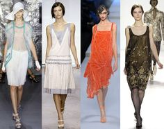 Dirty Fabulous: 1920's Flapper Fashion and the Modern Uptake!