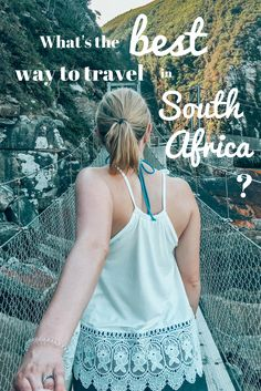 Public transport, self-drive and group tours... there's lots of transport available, but what's the best way to travel in South Africa? Read my top tips to find the right way for you.