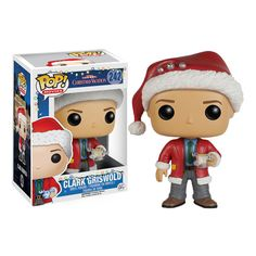 National Lampoon's Christmas Vacation: Clark Griswold Pop! figure by Funko
