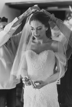 When it comes to picking out a veil, look for a style that amplifies your features without distracting from them Wedding Photo List, Wedding Photos, Wedding Stuff, Veil Over Face, Veil Placement, Bridal Cape, You Look Beautiful, Wedding Veils, Wedding Dresses