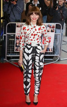 Pin for Later: Forget Cannes, London Was Party Central Last Night Ophelia Lovibond at the UK Gala Screening of Man Up