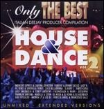 Prezzi e Sconti: Only the best vol.6. house and dance 2  ad Euro 10.90 in #Ibs #Media