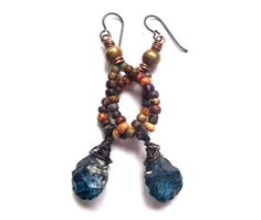 Hey, I found this really awesome Etsy listing at https://www.etsy.com/listing/198834451/rustic-earthy-semi-precious-gemstones
