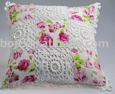 Patchwork Pillow