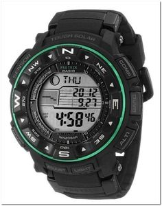 CASIO ProTrek PRW2500-1B Mountaineering Watch for Men  The Casio Men's PRW2500-1B ProTrek Tough Solar Atomic Digital Watch has 2500T plastic watchband. Compared to the former, the price of it is nearly a hundred dollars cheaper (there is just the difference of watchbands), more cost-effective. The Titanium alloy watch chain with 2500T has more... http://www.dealsreshare.com/casio-protrek-prw2500-1b-mountaineering-watch-for-men.html