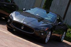 Maserati GranTurismo Maserati Granturismo, Sexy Cars, Dream Cars, Ferrari, Sporty, Vehicles, Sick, Garage, Luxury