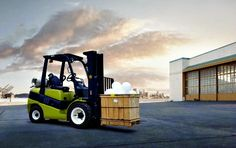 All About Cranes: Forklifts Classes
