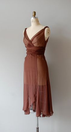 1930s dress. I think I was born in the wrong time :)